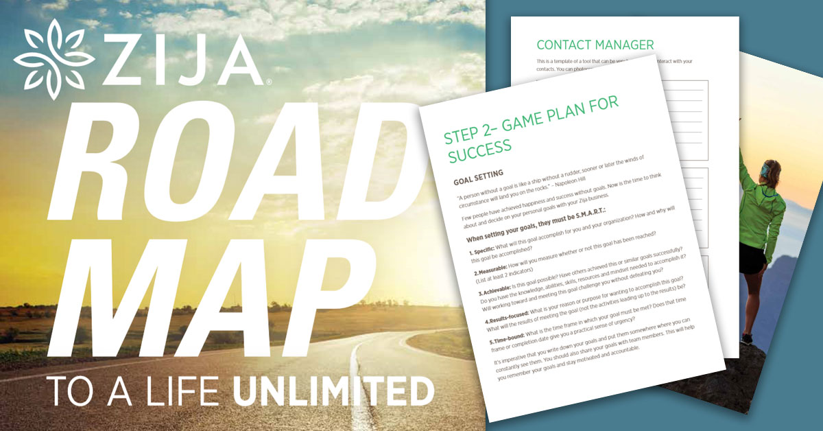 Zija Roadmap