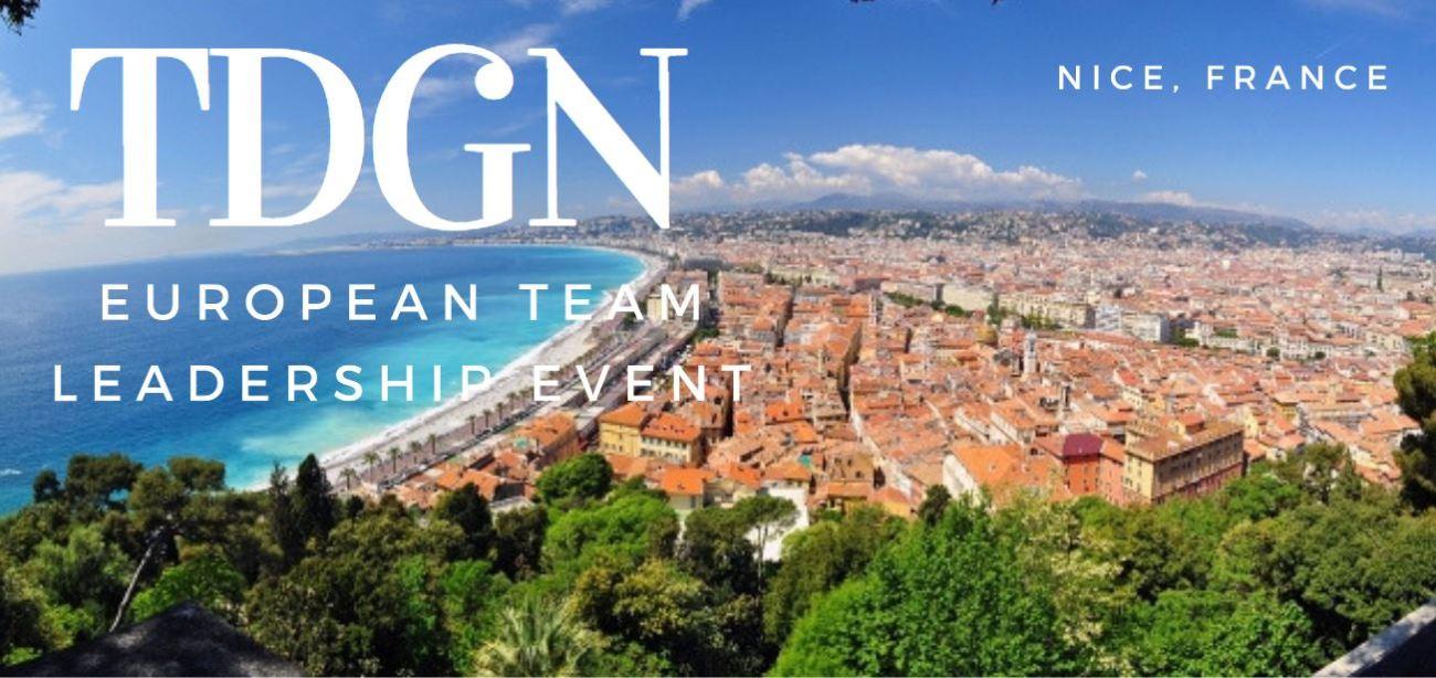 TDGN France August 2017