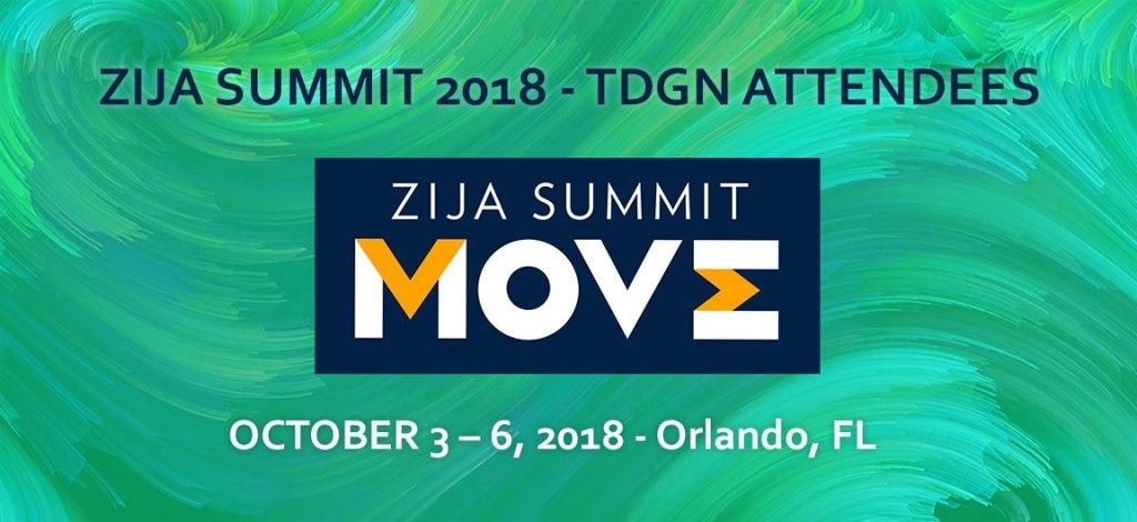 ZIJA Summit 2018
