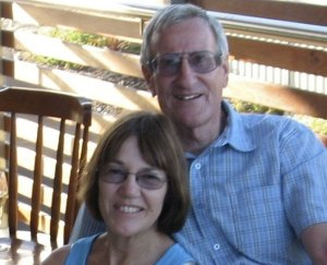 John and Pam Barbour