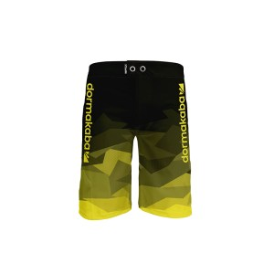 dorka cycle shorts yellow