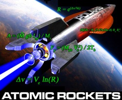 Atomic Rocketships of the Space Patrol, or So You Wanna Build A Rocket?