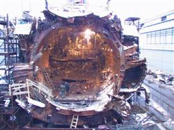 Russian Nuclean Submarine Kursk