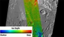 Sharp views of Martian ground ice