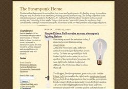The Steampunk House