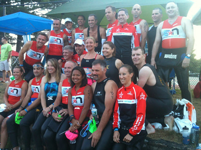Ironman® LP Team Picture