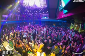 club amadeus packed
