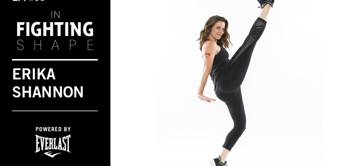 IFS Fitness Podcast Ep 55: Don't Dodge the Dance Floor with Erika Shannon