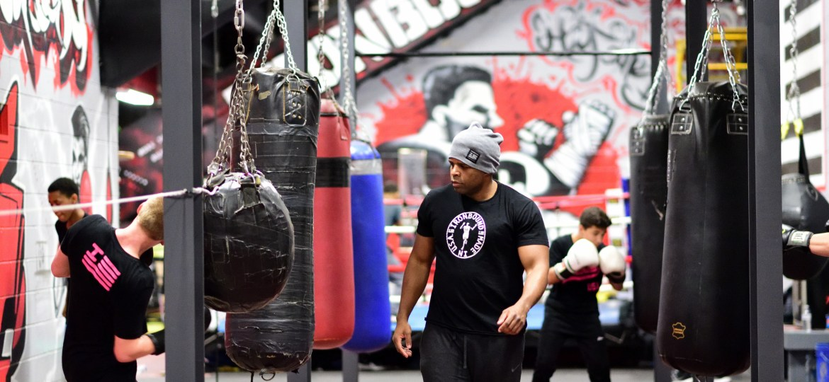 EVERLAST WORLDWIDE AND VETERAN COLLEGIATE NAVAL BOXING CHAMP, MIKE STEADMAN'S IRONBOUND BOXING, PARTNER TO HELP INNER CITY YOUTH