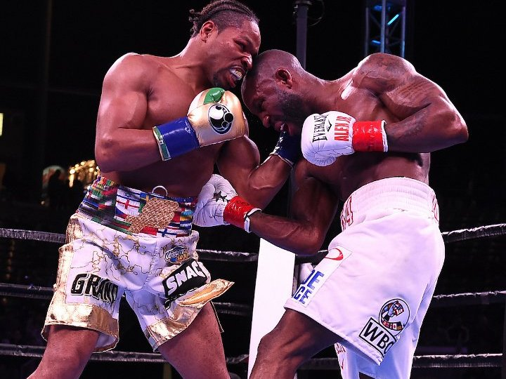 Porter Wins Close Fight with Ugas; Bivol and Hooker Also Defend Titles