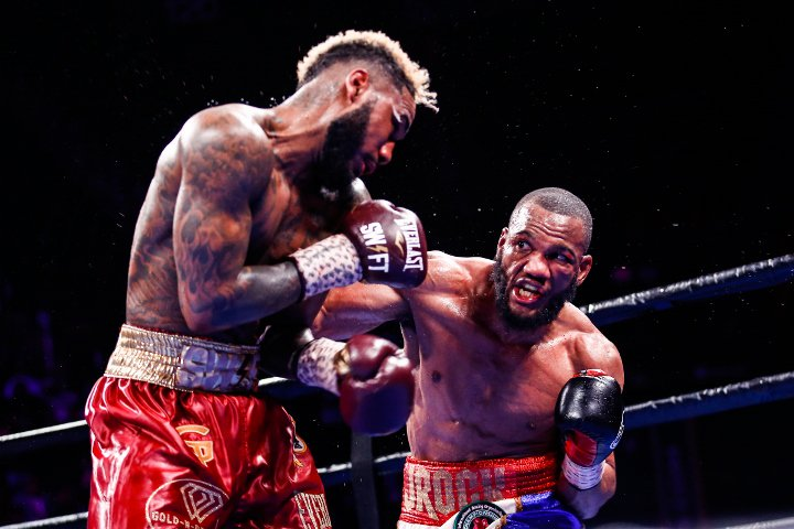 Julian Williams Upsets Jarrett Hurd, Leaps to Top of 154
