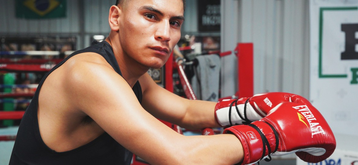 PRESS RELEASE: VERGIL ORTIZ JR SIGNS ON WITH TEAM EVERLAST