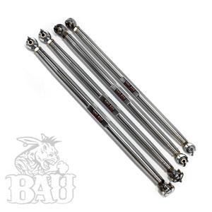 BAU Polaris RZR XP 1000 / Turbo Heavy Duty Radius Rods 2014+