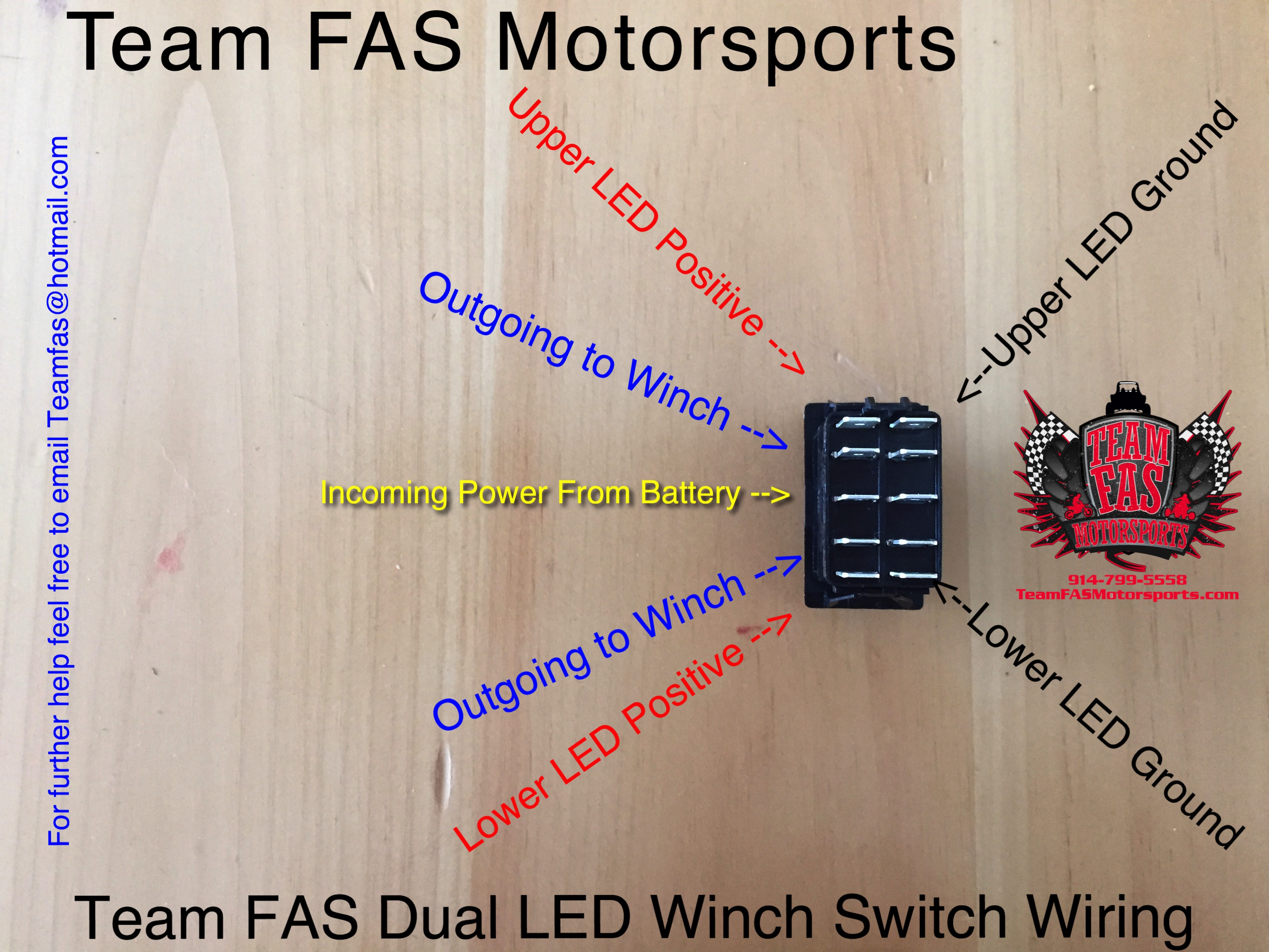 Toggle Switch Wiring Diagram On Winch Solenoid Switch Wiring Diagram