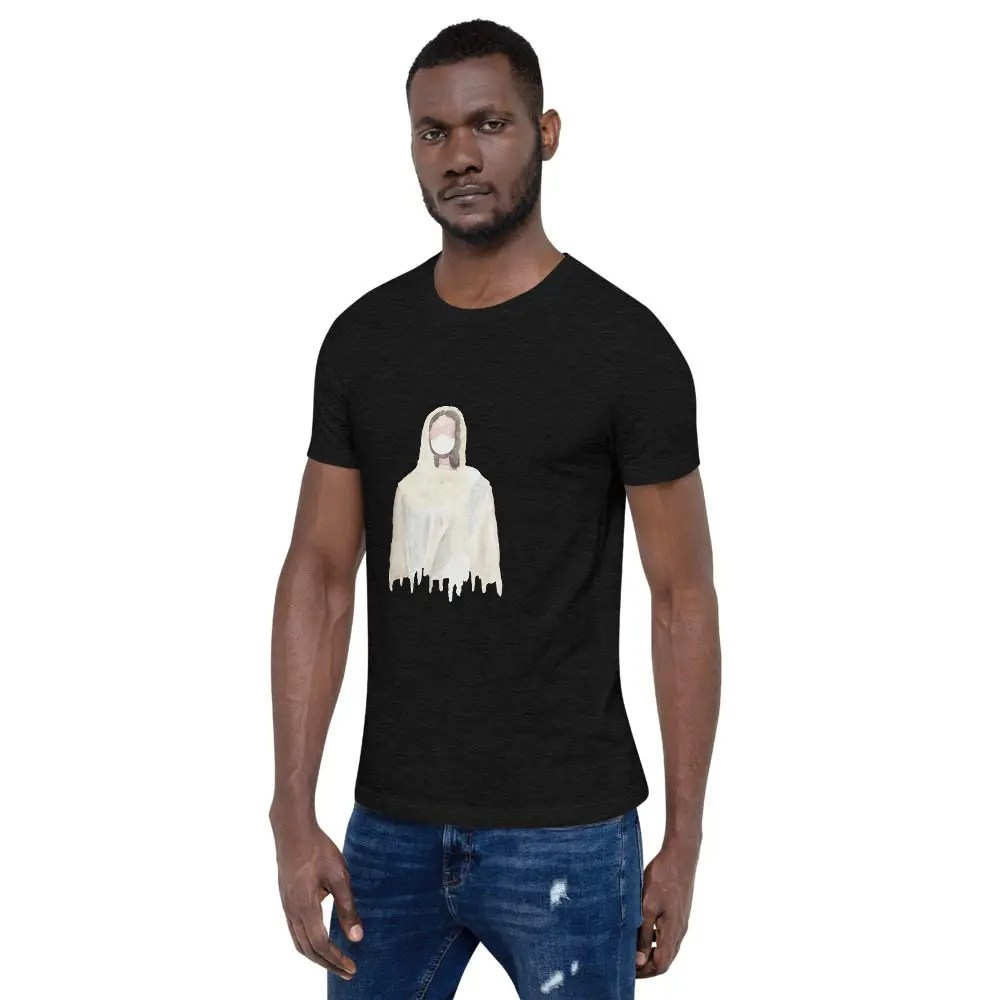 Unisex T-Shirt: Thou Shall Protect Thyself