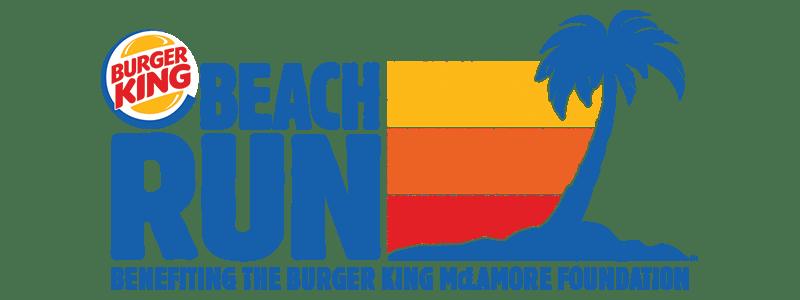 BURGER KING BEACH RUN