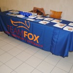 2018 team fox research round table table