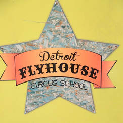 detroit flyhouse circus school