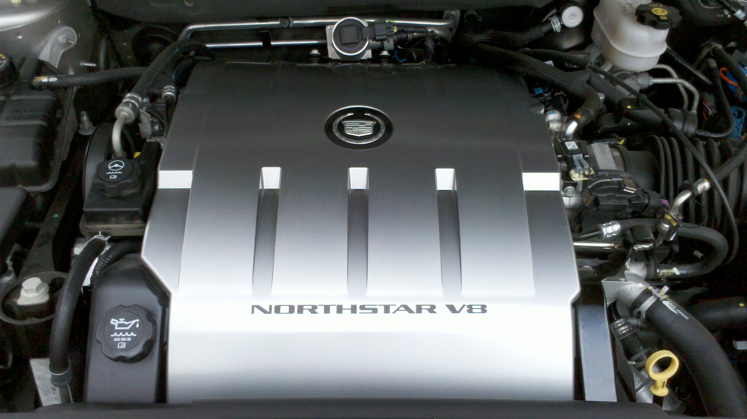 Diagram Of Buick Lucerne Engine