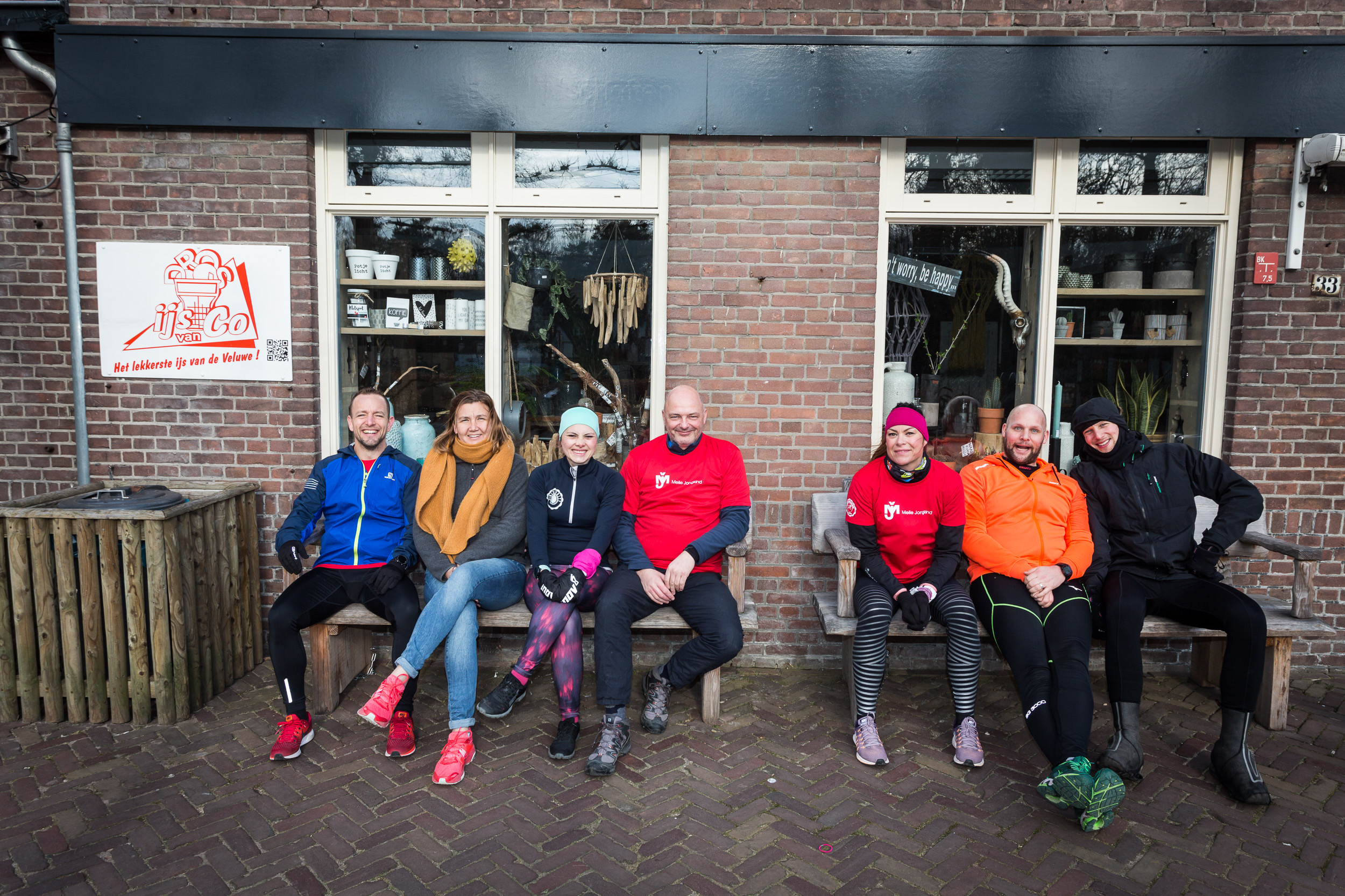 Trainingsweekend Team Hollander – Roparun