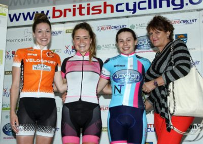 Jadan Press Women's Circuit Race 2015