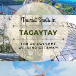 tagaytay weekend travel