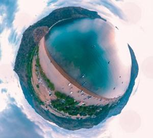 calayo nasugbu beach, mavic air philippines drone