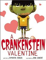 Cover for A Crankenstein Valentine Book