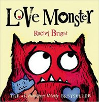 Cover for Love Monster Book
