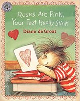Cover for Roses are Pink Book