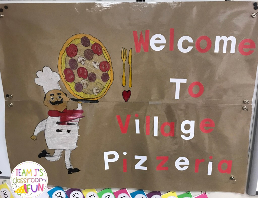 Picture of Village Pizzeria backdrop