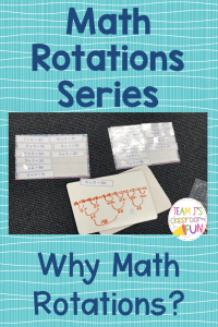 Pin image for Why Math Rotations Blog Post