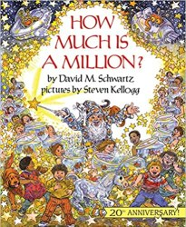 Picture of book cover for How Much is a Million