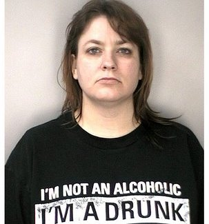 Bad Family Photos: my drunk sister-in-law's sister's cousin's mugshot 1