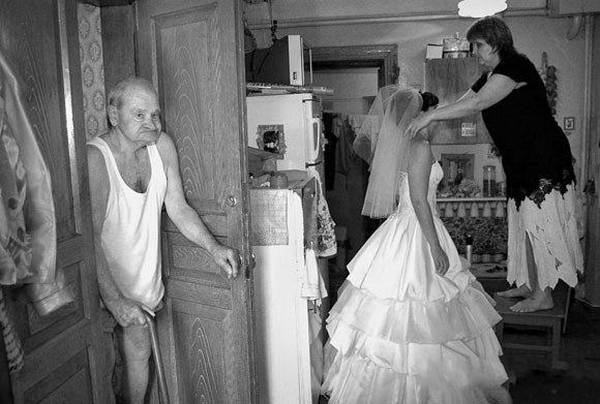 Funny Wedding Pictures: Bobby Jean's Wedding Day Disaster