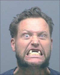 More Bad & Funny Mugshots... Face Transplants!