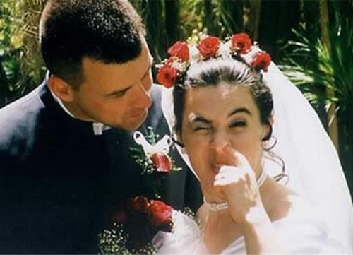 Funny Wedding Photos: 13 More Bad Big Day Disasters