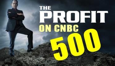 NASCAR The Profit on CNBC 500 Jimmy Joes's NASCAR Update