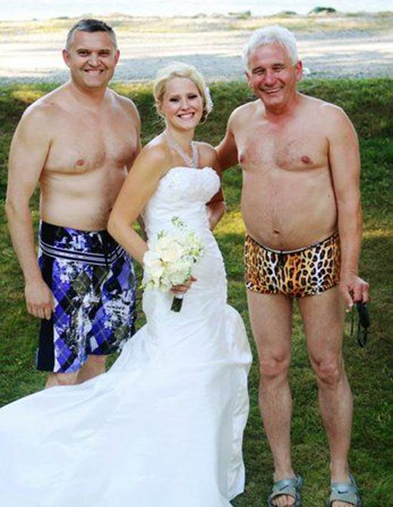 Congrats: 15 Funny Wedding Pictures | Team Jimmy Joe