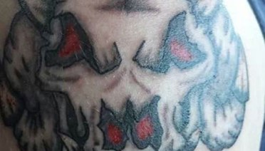 Devil Skull ~ 14 of the Worst Bad Tattoos