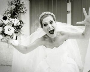 Holy Matrimony! 15 Funny Wedding Pics