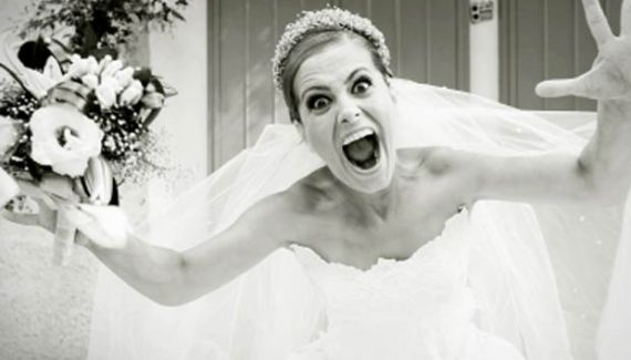 Crazy! – 15 Funny Wedding Pictures