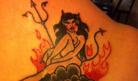 The Worst Get Worser: 16 More Bad Tattoos 1