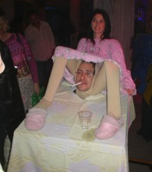 25 Bad to Tasteless Halloween Costumes