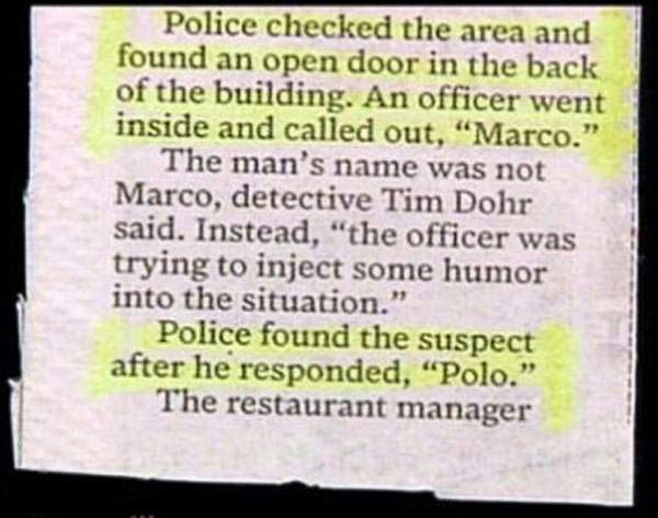 29 of the World's Stupidest Criminals ~