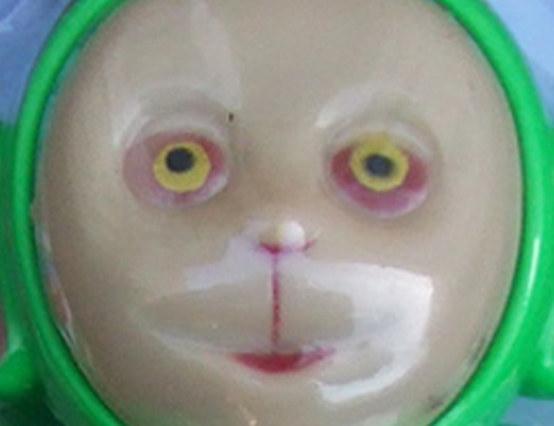 19 creepy weird toys