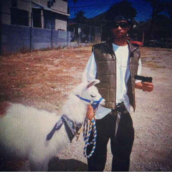 Lil Llamakin, Peru's most notorious rapper ~ 33 Awkward Funny Family Photos