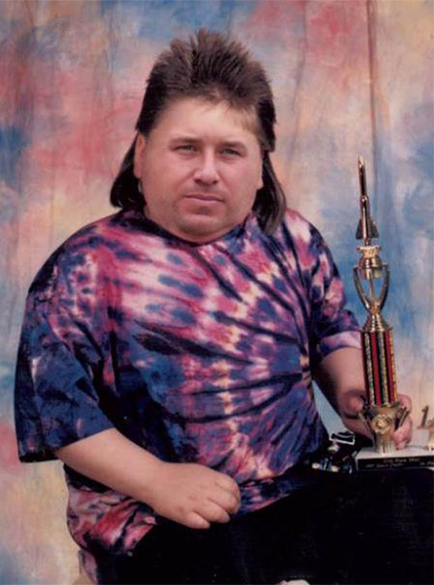 """Ryan """"Rocket Man"""" Newman ~ his trajectory was set way back in the 6th grade ~ Funny nascar yearbook photos"""