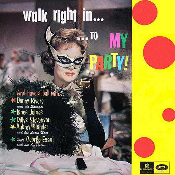 Meow! Walk right in and be her scratching post ~~ Funny & Bad Album Covers