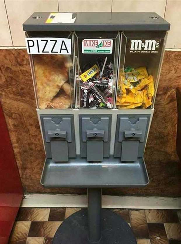 Where were these Pizza Gumboil Machines when I was a kid?